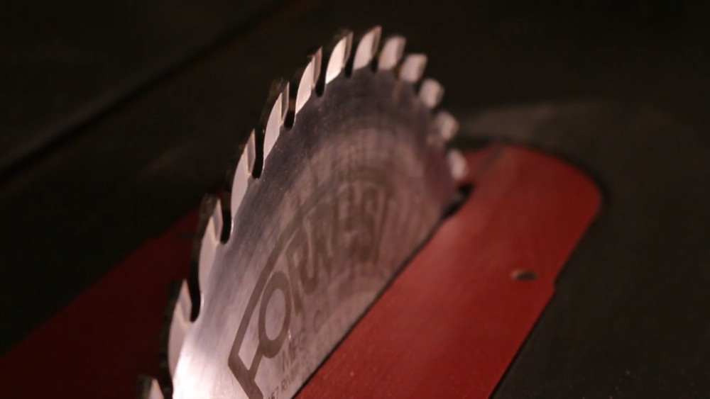 forrest table saw blade