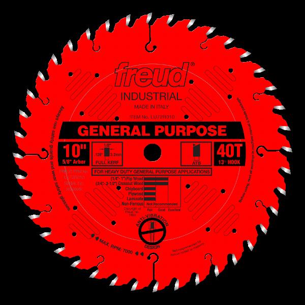 Freud 40T general purpose blade