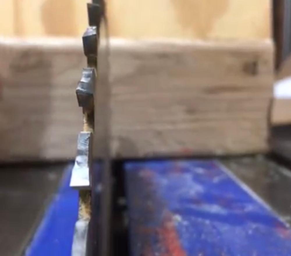 full kerf blade