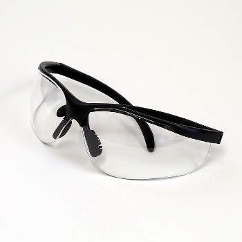 safety glasses for cleaning saw blades