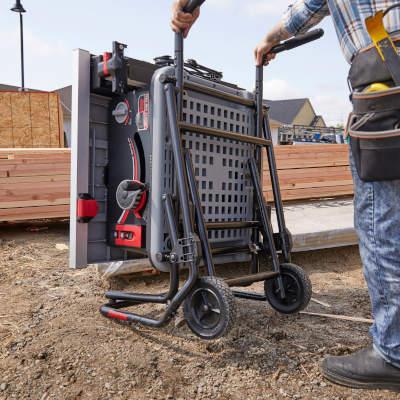 SawStop jobsite saw portability mobility portable